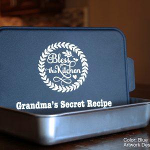 SLD Awards Customizable Bake Pan Lids