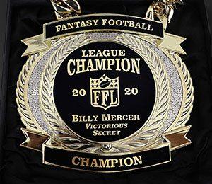 Champion Belts & Neck Chains